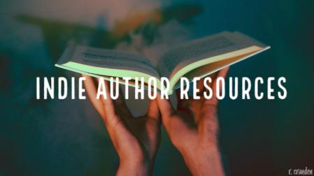 indie author resources